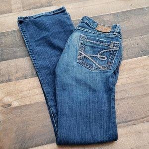 BKE Lexi Jeans Size 25x31 1/2